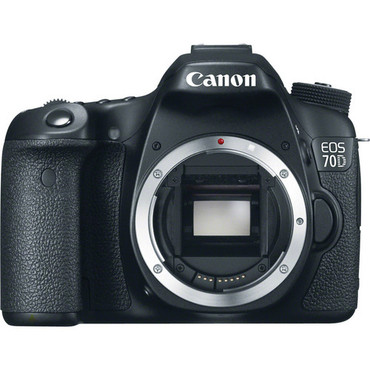 Pre-Owned - Canon EOS 70D DSLR Camera (Body Only)