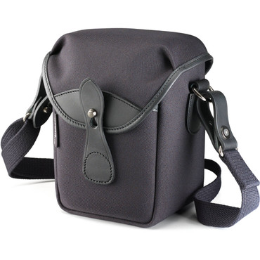 Billingham 72 Small Camera Bag (Black FibreNyte/Black Leather)