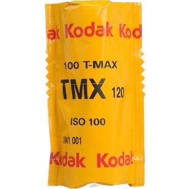 Kodak 100 Tmax Black and White Negative Film 120 (ISO 100)