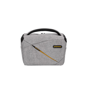 Impulse Medium Shoulder Bag - Grey