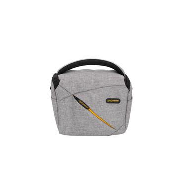 Impulse Small Shoulder Bag - Grey