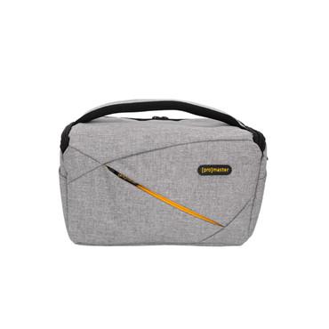 Impulse Large Shoulder Bag - Grey