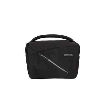 Impulse Medium Shoulder Bag - Black