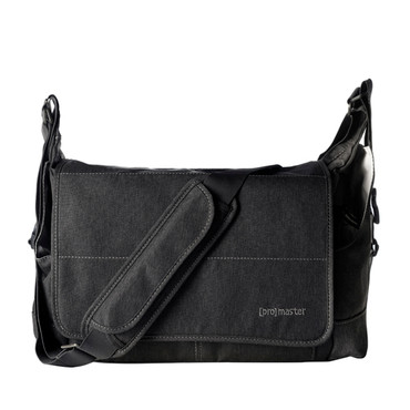 Cityscape 140 Courier Bag - Charcoal Grey