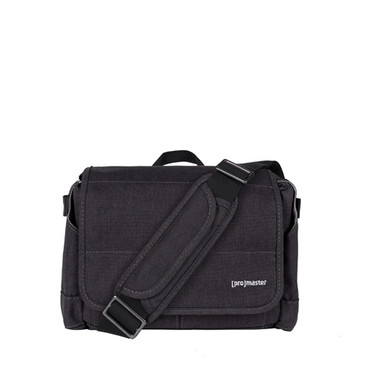 Cityscape 120 Courier Bag - Charcoal Grey