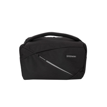Impulse Large Shoulder Bag - Black