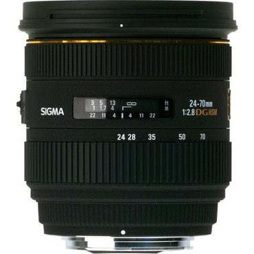 24-70mm F2.8 IF EX DG HSM for Pentax