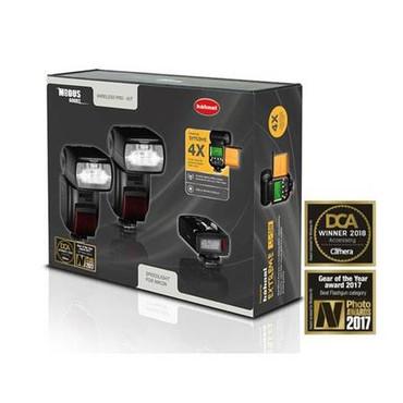 Hahnel Modus HL -MODUS-2KIT-N 2 Light Kit w/ A Viper Transmitter  F/Nikon