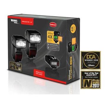 Hahnel Modus HL -MODUS-2KIT-C 2 Light Kit w/ A Viper Transmitter  F/Canon