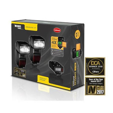 Hahnel Modus HL -MODUS-2KIT-S 2 Light Kit w/ A Viper Transmitter  F/Sony