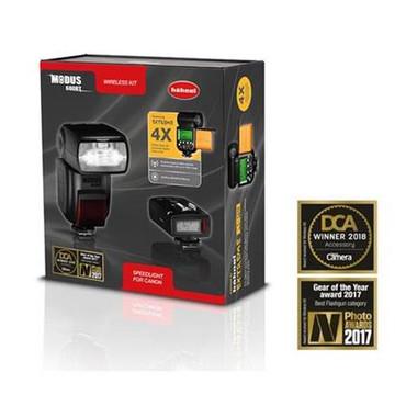 Hahnel Modus HL -MODUS-1KIT-C Light Kit w/ A Viper Transmitter F/Canon