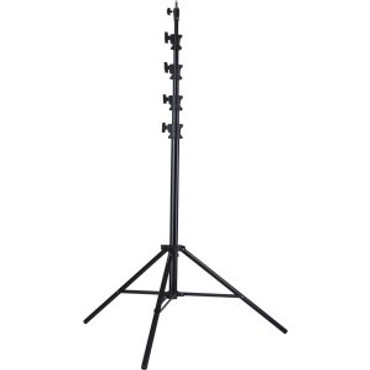 """GTX SS C-Stand 40"""" (1260mm)-3 Section with Spring/Turtle Base"""