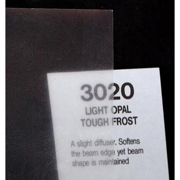 CINEGEL DIFFUSION FILTER -LIGHT OPAL TOUGH FROST- 20X24 SHT