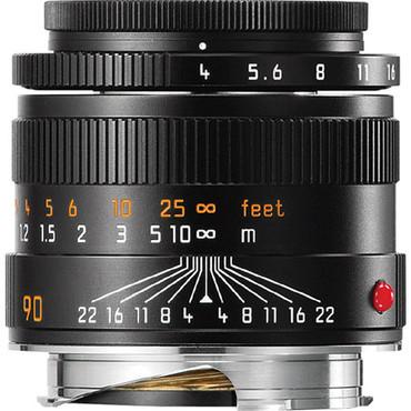 CODE-U Leica Macro-Elmar-M 90mm f/4 Lens