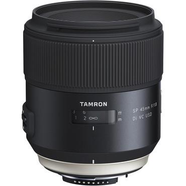 Tamron SP 45mm f/1.8 Di VC USD Lens for Nikon F