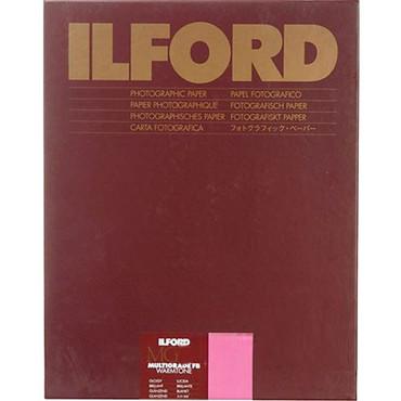 """Ilford Multigrade FB Warmtone Paper (Glossy, 11 x 14"""" , 10 Sheets)"""