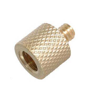 Dot line 1/4x20 Male 3/8 Female Brass Spigot
