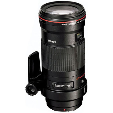 Pre-Owned - Canon EF 180mm F3.5L Macro USM