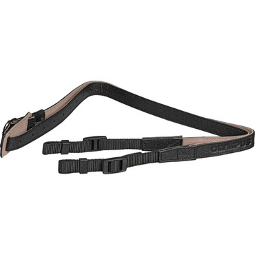 Olympus Leather Neck Strap for Pen or E-System Cameras (Black)