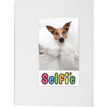 Skutr Selfie Photo Album for Instax Photos-Large (White)