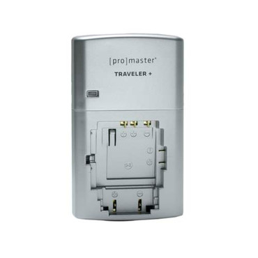 Promaster 3049 XtraPower Traveler Charger for Panasonic