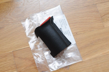 Nikon Parts D750  Rubber Grip 115KB