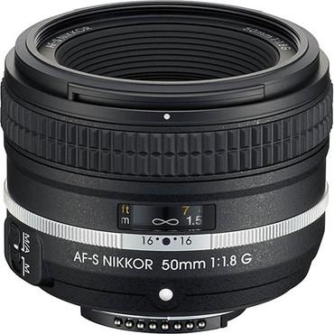 Nikon AF-S FX 50mm f/1.8G Special Edition