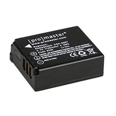 Promaster 6230 CGA-S007 Battery for Panasonic