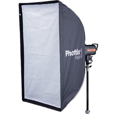 "Phottix Raja Rectangular Softbox (24 x 35"")"