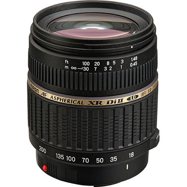 AF 18-200mm F/3.5-6.3 XR For Nikon