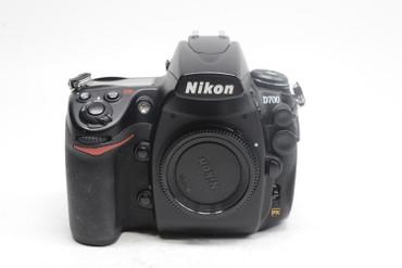 Pre-Owned - Nikon D700 Body
