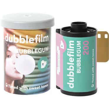 dubblefilm Bubblegum 200 Color Negative Film (35mm Roll Film, 24 Exposures)