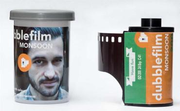 dubblefilm MONSOON - 35mm COLOR NEGATIVE FILM (1-pack)