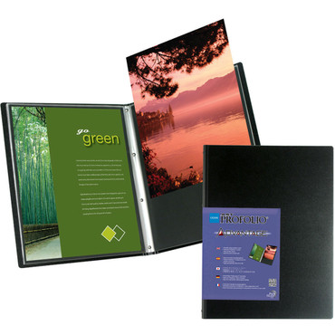 "13"" X 19"" Profolio Advantage Presentation Book"