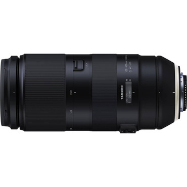 Tamron 100-400mm f/4.5-6.3 Di VC USD Lens for Nikon F