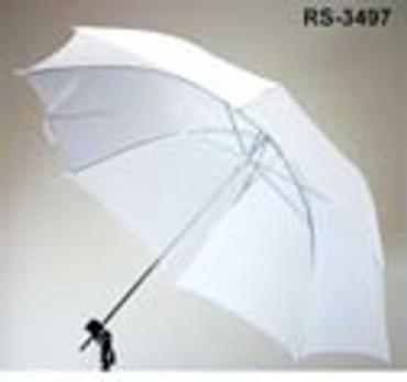 """Dot Line - RS3495 24"""" UMBRELLA WHITE"""