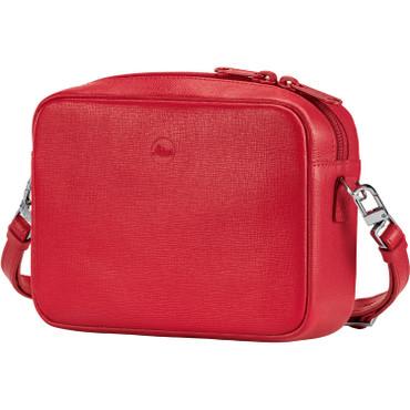 Leica Andrea Leather Handbag (Red)