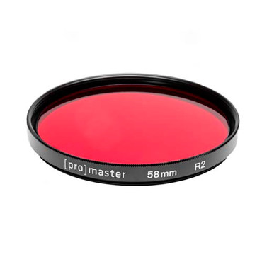 Promaster 4395 58mm Red Filter