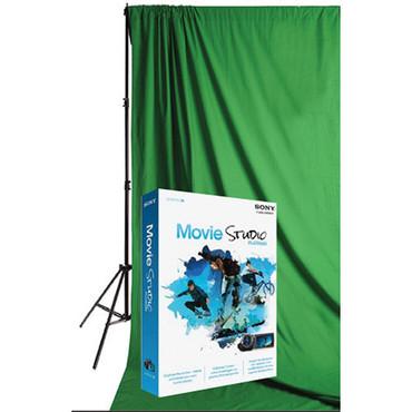 Savage Green Screen Premium Video Background Kit