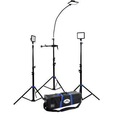 Savage  Cobra Interview Light Kit