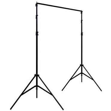 """Savage Port-a-Stand Background Support System Extends from 44"""" to 8'10"""""""