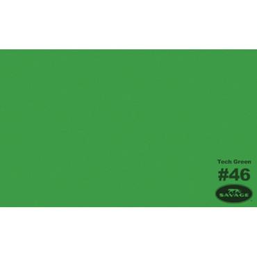 "Savage Widetone Seamless Background Paper (#46 Tech Green, 86"" x 36')"