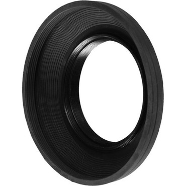 DotLine 58Mm Wide Angle Rubber lens hood
