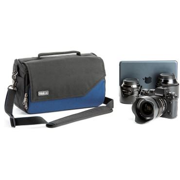 710667 Think Tank Photo Mirrorless Mover 25i Camera Bag (Dark Blue)