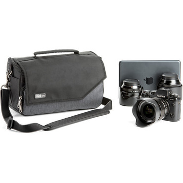 710666 Think Tank Photo Mirrorless Mover 25i Camera Bag (Pewter)