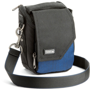710649 Think Tank Photo Mirrorless Mover 5 Camera Bag (Dark Blue)