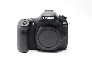 Pre-Owned - Canon EOS 80D DSLR (Body Only)