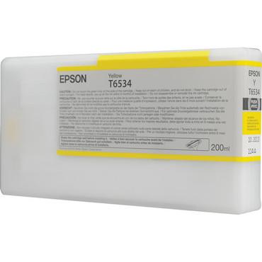 Epson 4900 Ultrachrome Ink - Yellow (200ml)