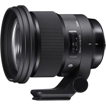 Sigma 105mm f/1.4 DG HSM Art Lens for Canon EF
