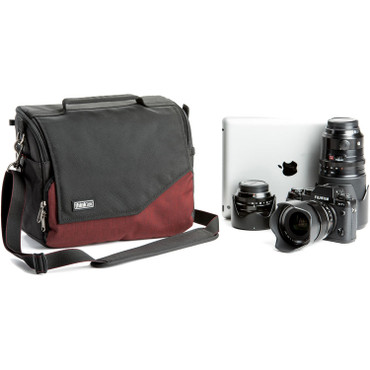 710674 Think Tank Photo Mirrorless Mover 30i Camera Bag (Deep Red)